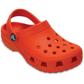 Crocs Classic Crocs Enfant, tangerine